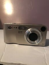 HP Photosmart Digital camera 4.1 MP 18x Zoom W/ HP M-Series ***Tested***