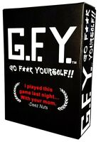 GFY - A Hilarious Card Game - Second Edition