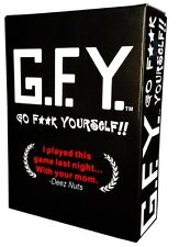 VERSION 2!!! GFY - Go F--k Yourself - Adult Card Game VERSION 2!!!