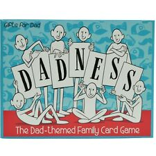 Gifts for Dad   DADNESS   Amusing and lively new DAD-themed family card game