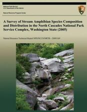 A Survey Of Stream Amphibian Species Composition And Distribution In The No.