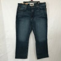 Ariat Men's Blue Jeans M4 Kilroy Low Rise Boot Cut  - 10022676   Waist 42