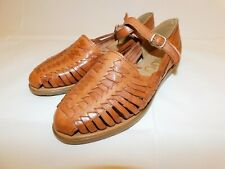 Huarache Sandal, woman spring shoes, summer shoes, authentic leather, handmade