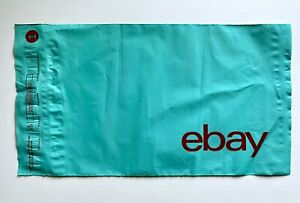 eBay Branded Packaging Self Seal Mailer Postage Bags Recyclable, Blue