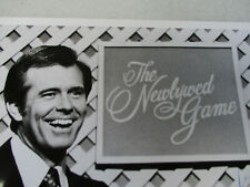 Bob Eubanks Signed Photo The Newlywed Game Vintage Game Show TV Series Real