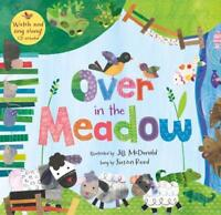 Over in the Meadow PB W CDEX by Jill McDonald, NEW Book, FREE & Fast Delivery, (