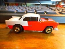 Vintage Hot Wheels '55 Chevy Gold Rims