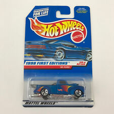 Hot Wheels #654 '40 Ford Pickup 1998 First Editions