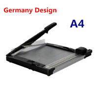 A4 Germany Design Multipurpose Manual Photo Guilotine Stack Paper Cutter Trimmer