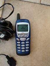 Telefono cellulare sagem MW 936 vintage vecchio funzionante con alimentatore
