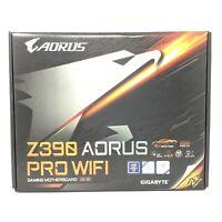 GIGABYTE Z390 AORUS PRO WIFI LGA1151/ Intel Z390/ DDR4/ Quad-GPU ATX Motherboard