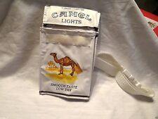 NEW IN BAG CAMEL LIGHTS FANNY PACK 20 FILTER CIGARETTES BAG