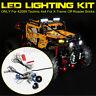 ONLY LED Light Lighting Kit For LEGO 42099 Technic 4x4 For X-Treme Off-Roader