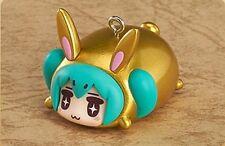 Vocaloid Hatsune Miku Gold Ver. Mascot Phone Strap Anime Manga MINT