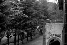 Negativ-Horben-Schwarzwald-Luisenhöhe-Architektur-1930 er Jahre-5