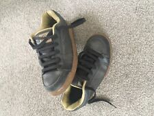 adio mens skate shoes size 9 used not etnies dc vans