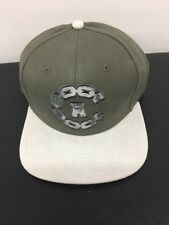 Crooks & Castles Rare Money  Snapback Hat FREE SHIPPING