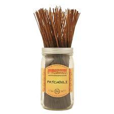 Wildberry PATCHOULI Incense 30 sticks Jasmine Musk Frangipani Cedar *Free SHIP*