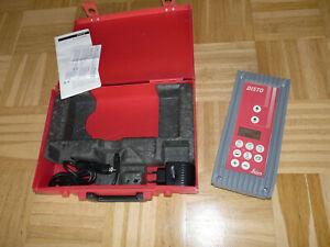 Leica Disto Laser Distanzmessgerät im Koffer Entfernungsmesser