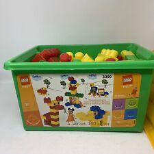 Vintage #3099 LEGO Duplo Explore Storage Preschool Building Toy