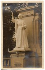P.C Florence Nightingale Statue London Road Derby Derbyshire R P Good Condition