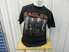Vintage Eagles Long Road Out Of Eden 2010 Tour Xl Black Shirt W/ Dates Pre Owned