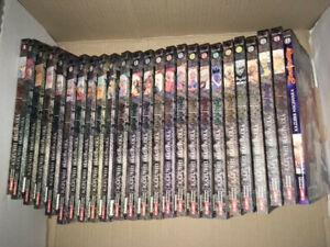 Manga BASTARD dal N.1-25 ottime condizioni