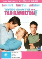 Win a Date with Tad Hamilton! NEW R4 DVD