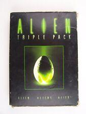 Alien Triple Pack: (Alien / Aliens / Alien 3) Dvd Box Set