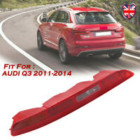 Right Rear Bumper Lower Tail Light Reverse Stop Lamp For AUDI Q3 2011-2014