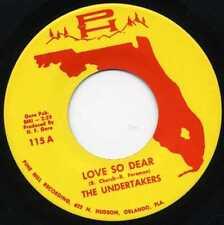"UNDERTAKERS ""LOVE SO DEAR"" ORIG US 1967 FL. PSYCH"