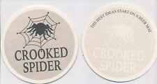 1 Wassenaar Crooked Spider beercoasters Beer Mat (29274)
