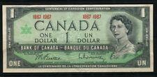 .Paper Money Canada 1967 1 dollar
