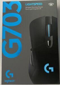 Logitech G703 Lightspeed Wireless Gaming Mouse (910005638)