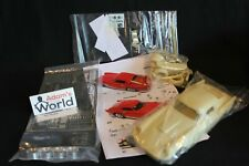 MG Model unbuilt kit resin Ferrari 250 GT LWB TdF Berlinetta 1958 1:18 (PJBB)