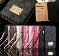 Leather Luxury Colors Wallet Case Flip PU Cover For IPhone X XS XR Galaxy S8/S9