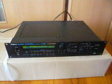 Roland JV-1080 Voice Synthesizer Rack Module Operation good condition