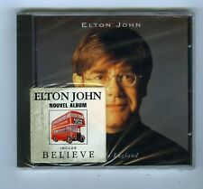 CD (BRAND NEW) ELTON JOHN MADE IN ENGLAND