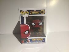 Funko Pop Vinyl Marvel Avengers Infinity War 287 Iron Spider