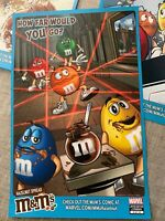 SDCC 2019 Marvel M&M's Limited Edition Lithograph 2 Of 10 Variant
