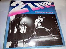 GOLDEN EARRING: 2nd LIVE~1981~2LP~DOUBLE ALBUM~DUTCH EDITION