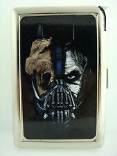 Batman 02 Cigarette Case with Built in Lighter Gotham City Villains Bane Joker