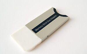 Memory Stick Duo Adapter