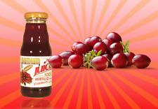 12 bouteilles jus de Cranberry 200 ml Premium Fruit Italie canneberge myrtille