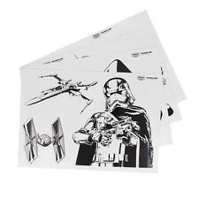 Official Star Wars Episode VII 7 iPhone Wall Gadget Decals Set - Kylo Ren Falcon