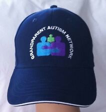 NEW GAN LOGO Baseball Cap - Unisex Men's Women's Adjustable Cotton Hat * Autism