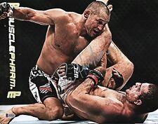 Dan Henderson Signed UFC 11x14 Photo BAS Beckett COA 139 Fight Picture Autograph
