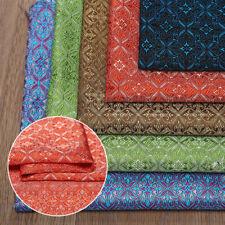 Brocade Jacquard Fabric Damask Imitated Silk Hanfu Chinese Craft Pillow Cushion