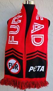 Peta Scarf - Fur is Dead