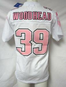 New England Patriots Girls Size S or M Danny Woodhead #39 Jersey A1 1265